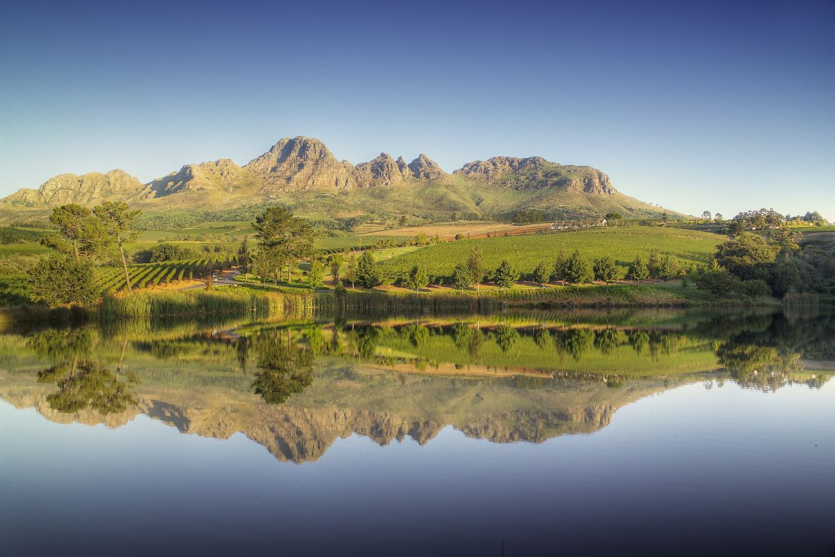 Winelands getaways