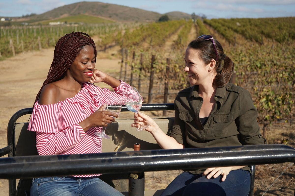 Exceptional wine tasting and pairing experiences