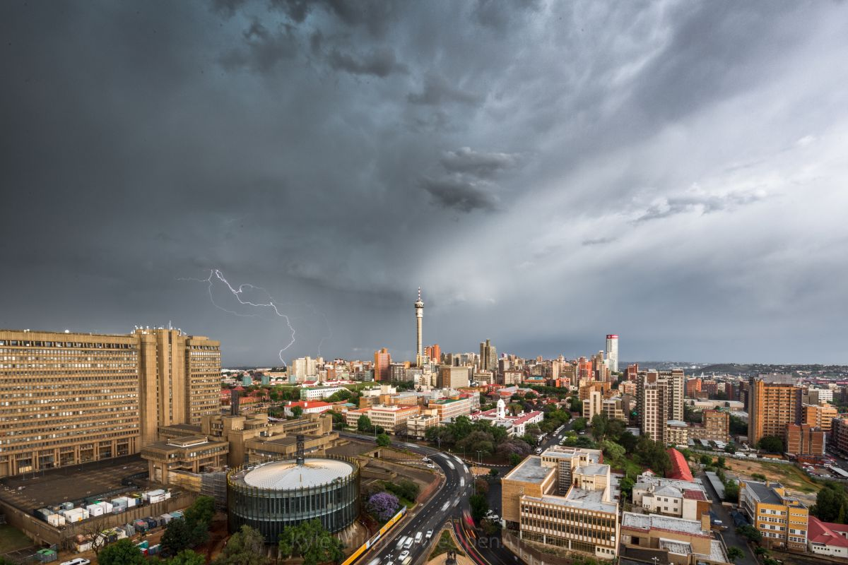 72 hours in Joburg